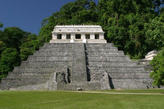 Templo-de-las-inscripciones-en-Palenque
