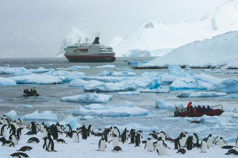 71 - Tunel del tiempo sobre la Antartida