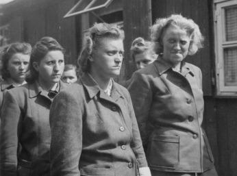 Irma Grese, la mayor asesina de la historia Aufseherin_03